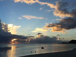 Matira Beach Bora-Bora, Polynésie française
