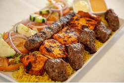 Mix Kabab @gyrofreshpdx