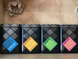 Leaf tea choices