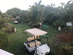 Another photo of miniature golf