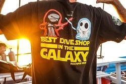 Star Wars: Limited Edition shop T-shirt