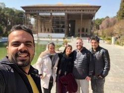 Chehel Sotoon Palace
