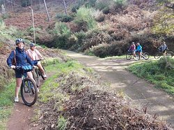 Mountain Tour Levada of Serra do Faial-Portela