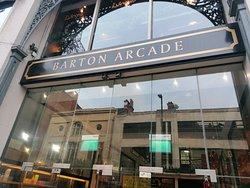 Lovely arcade