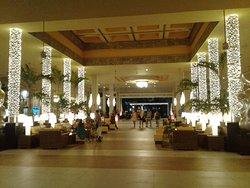 New look lobby area