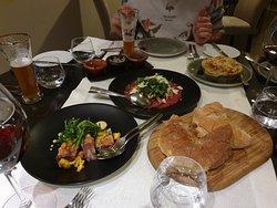 Gastronomic highlight in Rabat