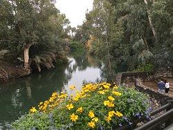 At the Jordan River