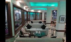 shisha corner and match corners too vip tables