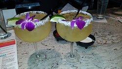 Margaritas at La Fiesta ...👍