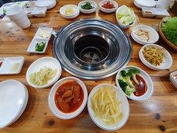 Authentic Korea BBQ