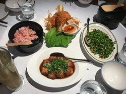 改良中式料理