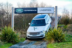 Liverpool Land Rover Experience, a great day out.