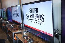 Super Smash Brothers!