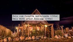 Rancho Aparte, Restaurant Puertas Adentro