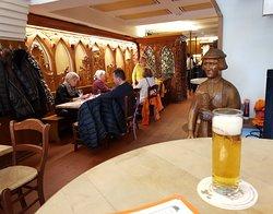Brauerei Pfaffen in the Old Town.