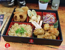 Our bento boxes are a great way to explore the variety in Japanese cooking!