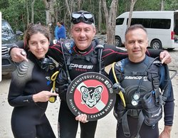 Cenotes and caves Diving
