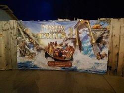 Mystic River Falls - New Ride for 2020!