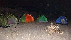 camp tents