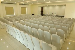 Banquet Hall 200 Seating Capacity along with high profile