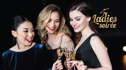 Ladies Soiree every Thursday, 10pm-1am. Ladies get complimentary drinks and 30% off food