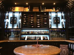 The perfect wine and whiskey bar