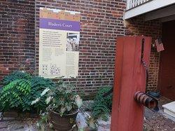 Plague about Baden's Court