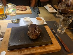 Hot Stone Cheffing!