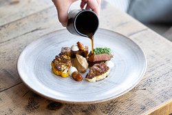 The Craft Experience Envision of British Dining