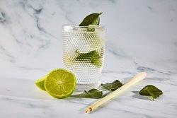 Lemon and Elderflower Drops Seedlip Citrus, discarded lemon and lime shrub,  Lixir elderflower and lemon