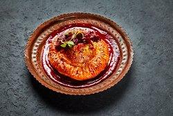Atul Kochhar's signature chicken tikka pie