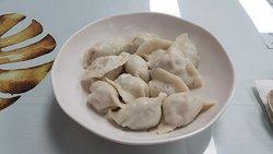 Chive and Pork Dumplings