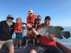 Sanibel Offshore Fishing Charters - FISHMISSHAYDEN