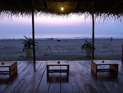 Goa's most stunning yoga shala!