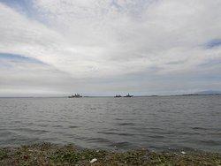 マニラ湾の風景