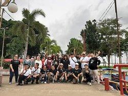 Touring Explore palembang wcc