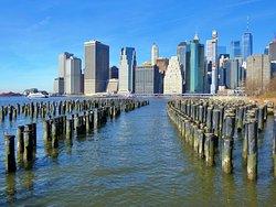 Manhattan Skyline View
