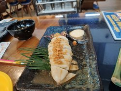 Variety Fusion Japanese Foods