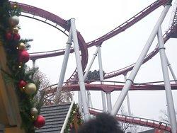 Tivoli Christmas Market and Winter Wonderland