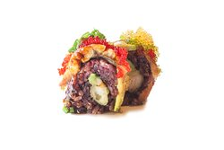Natural Black Rice Special Roll 3