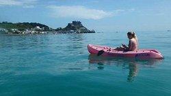 Gorey Watersports Centre kayak rentals Longbeach.