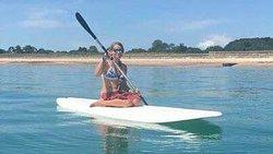 Gorey Watersports Centre paddle board rentals Longbeach.