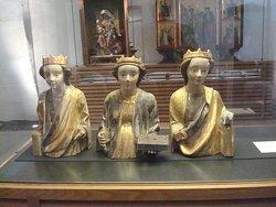 Three holy women (ca. 1490) Büsten