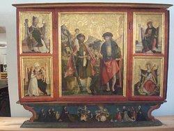 Gewerkenaltar (Winged altar) (ca. 1560)