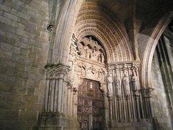 cattedrale Tui una portai