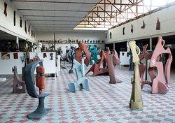 Museum of Modern Sculpture M. Dzyndra