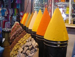 SPICE YOUR DAY WHILE ON YOUR TOUR IN MOROCCO.