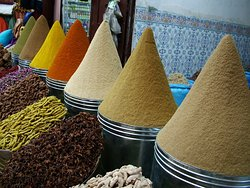 INVESTIGATE THE SOUKS OF MARRAKECH