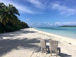 Un'isola quasi tutta per te