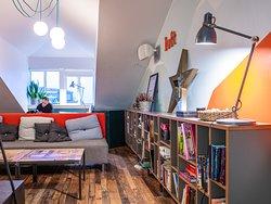 Loft Lounge on Top Floor